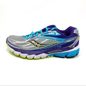 Saucony Ride 8 Road-Running Shoes - Women's